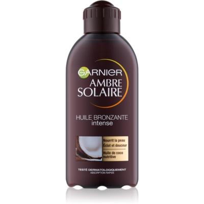 Garnier Ambre Solaire λάδι μαυρίσματος SPF 2