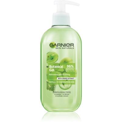 gel espumoso purificante para pieles normales y mixtas