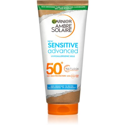 Garnier Ambre Solaire Sensitive Advanced napozótej SPF 50+