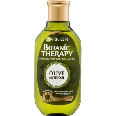 szampon odżywczy do włosów suchych i zniszczonych