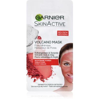 Mascarilla facial reconfortante con minerales volcánicos y arcilla para comprimir los poros