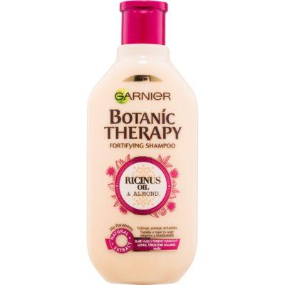 wzmacniający szampon do przerzedzonych włosów z tendencją do wypadania