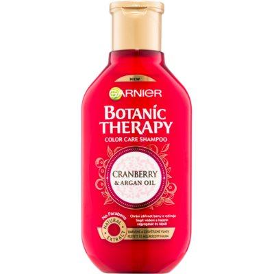 шампунь для захисту фарбованого волосся