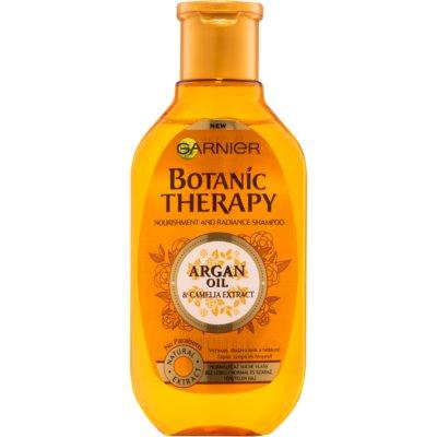 szampon odżywczy dla włosów normalnych bez połysku