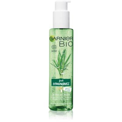 Garnier Bio Lemongrass čistiaci gél