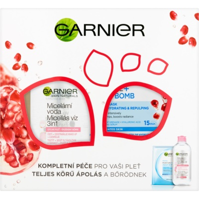 Garnier Skin Naturals καλλυντικό σετ II.
