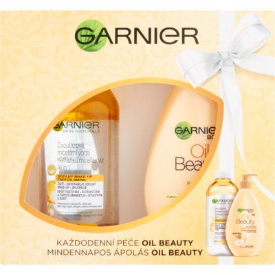 Garnier Oil Beauty lote cosmético I.