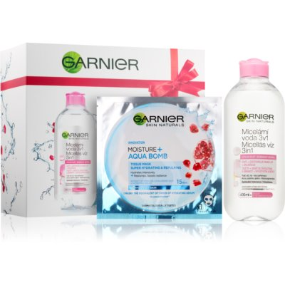 Garnier Skin Naturals косметичний набір II.