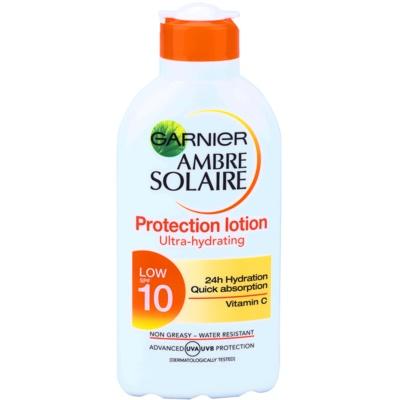 Garnier Ambre Solaire Zonnebrandmelk  SPF 10