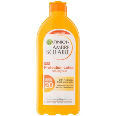 Protective Sunscreen Lotion SPF 20