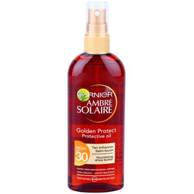 Garnier Ambre Solaire Golden Protect Sonnenöl SPF 30