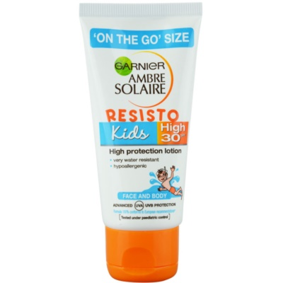 mleczko ochronne dla dzieci SPF30