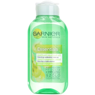 Refreshing Eye Make - Up Remover For Normal To Mixed Skin