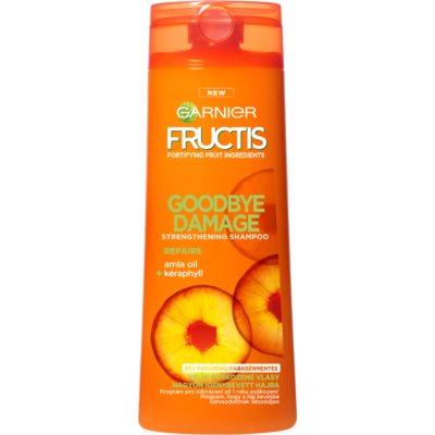 posilující šampon pro poškozené vlasy