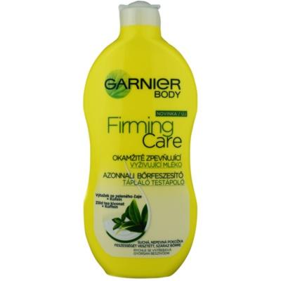 okamžitě zpevňující vyživující mléko pro suchou pokožku