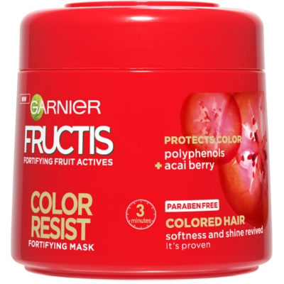 подхранваща маска  за защита на цветовете