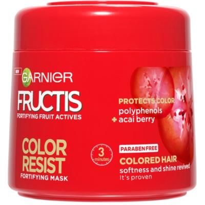 masca hranitoare pentru protecția culorii