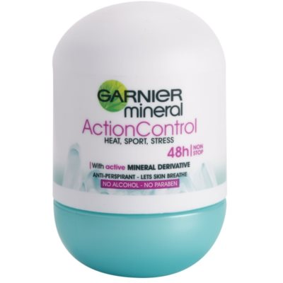 Garnier Mineral Action Control Antitranspirant Roll-On