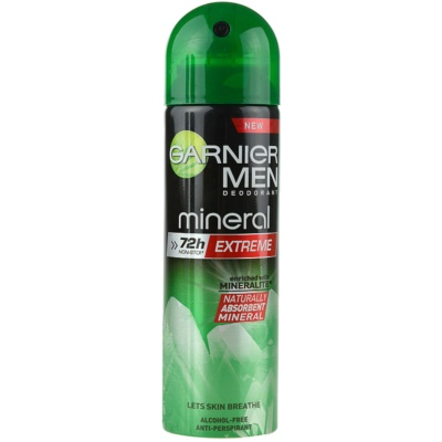 Garnier Men Mineral Extreme Antitranspirant Spray