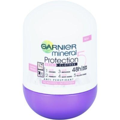 Garnier Mineral 5 Protection Antiperspirant Roll-On 48h