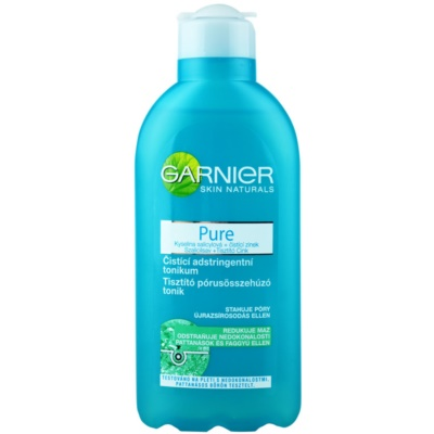 Garnier Pure Cleansing Tonic For Problematic Skin, Acne