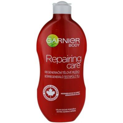 regenerierende Körpermilch für sehr trockene Haut