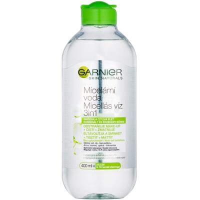 água micelar para pele mista e sensível