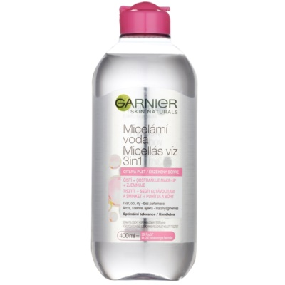 Garnier Skin Cleansing micelárna voda pre citlivú pleť