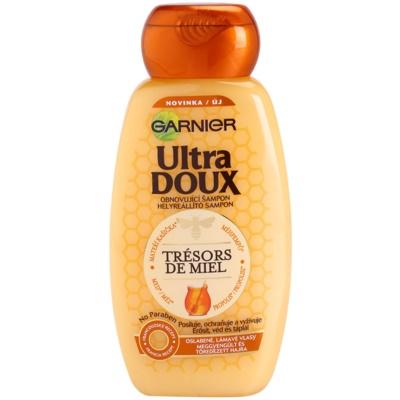 obnovující šampon pro lámavé a namáhané vlasy