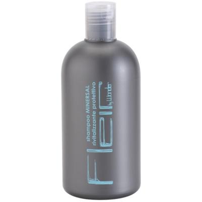 champô mineral para todos os tipos de cabelos