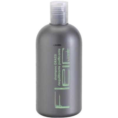 šampon za pogosto umivanje za mastne lase