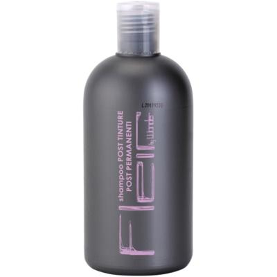 Shampoo nach dem Haarefärben und einer Dauerwelle