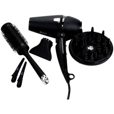 Haarföhn + Haarbürste
