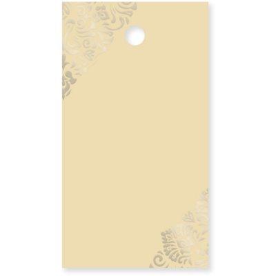 ajándék névkártyák Gold 15 db