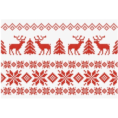 karácsonyi üdvözlőlap Xmas Jumper szöveg nélkül (A6)