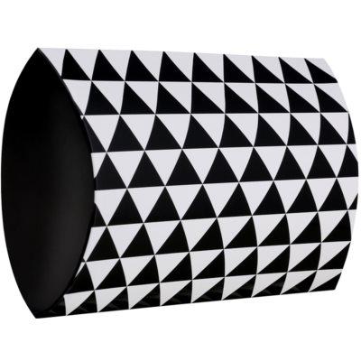 ajándékdoboz geometry kis méretű (95 x 40 x 130 mm)