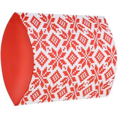 caja de regalo pequeña Xmas (95 x 40 x 130 mm)