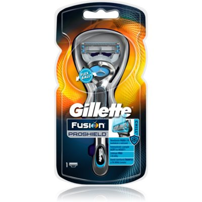Gillette Fusion Proshield Chill rasoir