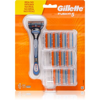 Gillette Fusion5 rasoir + lames de rechange