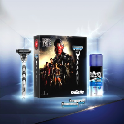 Gillette Mach 3 Cosmetic Set V.