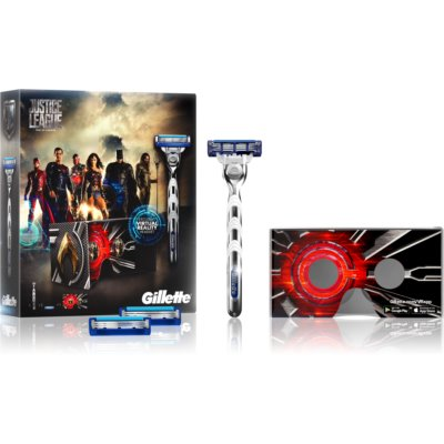 Gillette Mach 3 Turbo kit di cosmetici III.