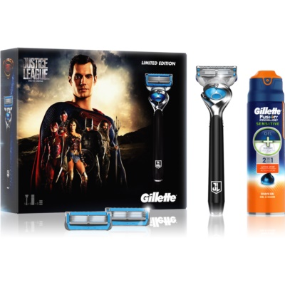 Gillette Fusion Proshield coffret III.