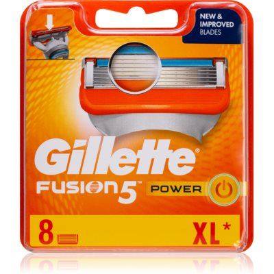 Gillette Fusion5 Power lame di ricambio
