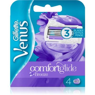 Gillette Venus Breeze náhradní břity 4 ks