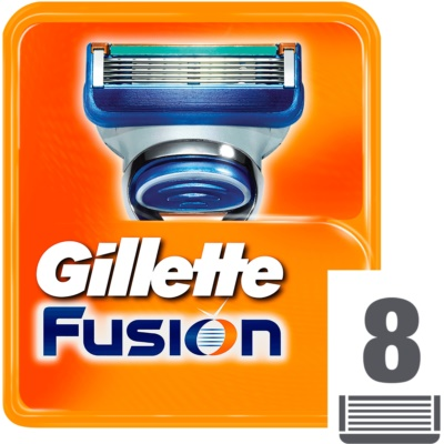 Gillette Fusion Vervangende Open Messen