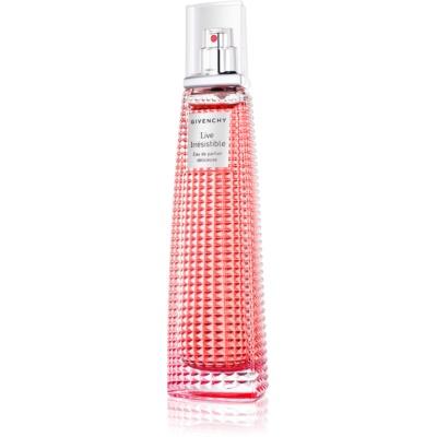 Givenchy Live Irrésistible Délicieuse eau de parfum pour femme 75 ml