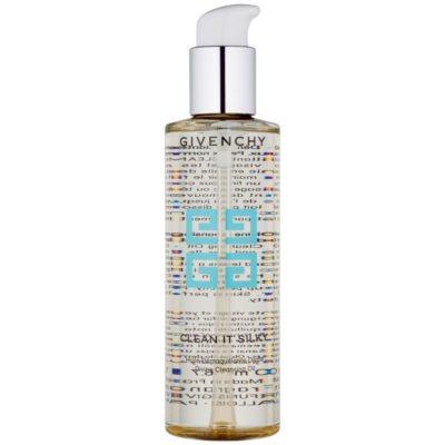 óleo de limpeza  para rosto e olhos