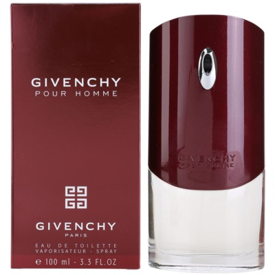 Givenchy Givenchy Pour Homme туалетна вода для чоловіків