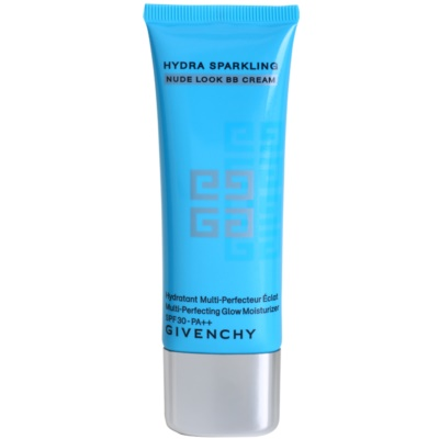 BB Cream With Moisturizing Effect