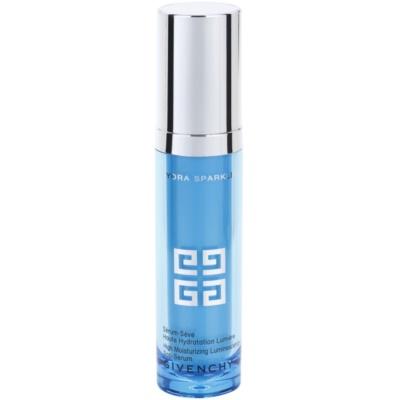 ser cu hidratare intensiva pentru o piele mai luminoasa